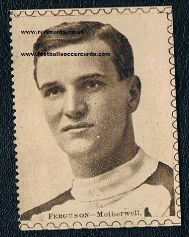 1922 Hughie Ferguson Sports Fun 3 borders