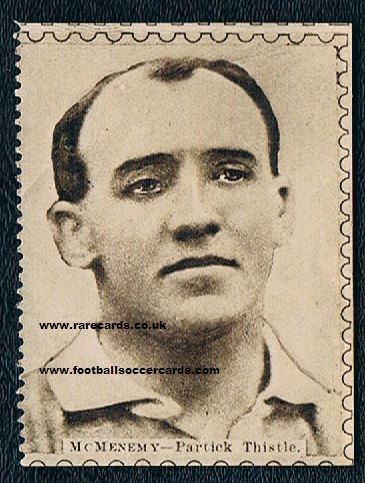 1922 Jimmy McMenemy legend Sports Fun
