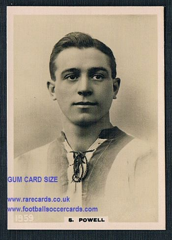 1922 Pinnace medium Leeds United 1959 Powell double frame lines