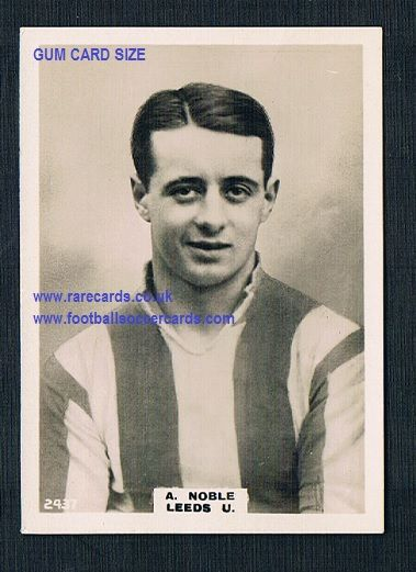 1922 Pinnace medium Leeds United 2437 Noble double frame lines