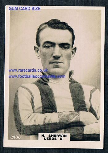 1922 Pinnace medium Leeds United 2438 Sherwin double frame line