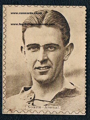 1922 Sports Fun North stamp darker