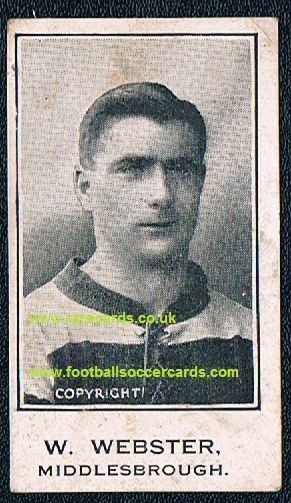 1927 Webster Barratt Fleetwood Boro