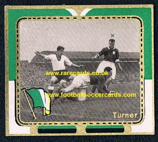 1930s Turner Leeds Southend Foley Celtic  Plymouth