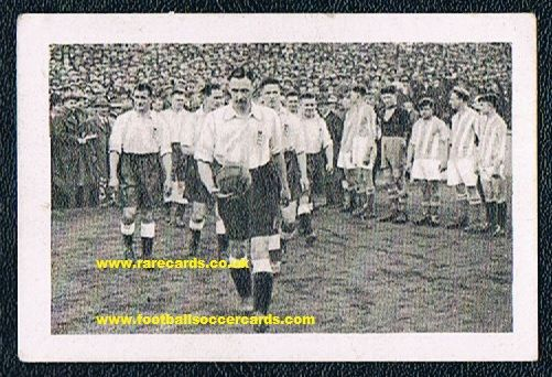 1932 England Jack Wednesday 1930 team