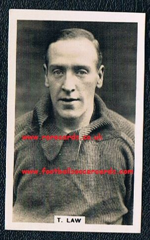 1936 Scerri Chelsea Tommy Law goalie