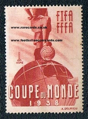1938 red WC38 tournament cinderella MM