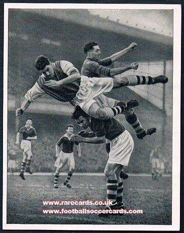 1953 Arsenal Cardiff City DUTCH