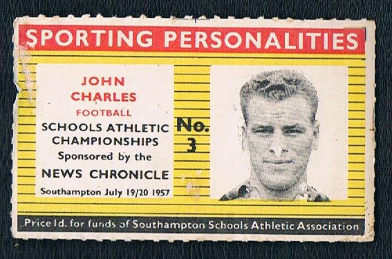 1957 News Chronicle J Charles Leeds