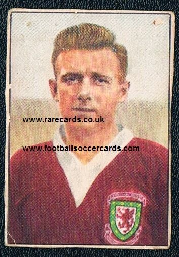 1958 Soiree 2 Terry Medwin Spurs Wales