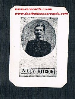 1961 Midgy Rangers Billy Ritchie