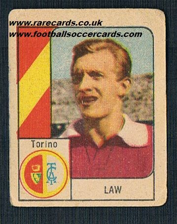 1961 Nannina Gol Denis Law Man U Italy