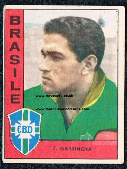 1963 Garrincha 7 Imperia ORIGINAL