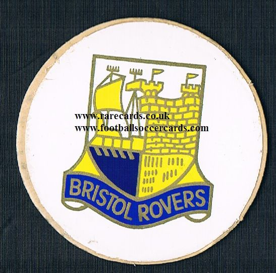 1974 Lucky Bag FasPrint Bristol Rovers
