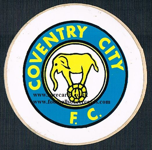 1974 Lucky Bag FasPrint Coventry City