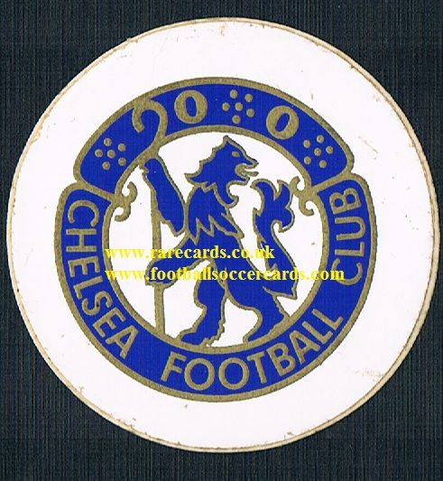 1974 Lucky Bag FasPrint roundel Chelsea
