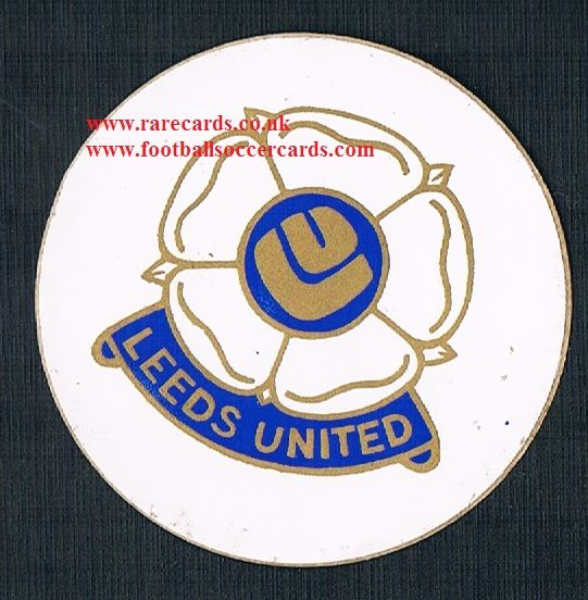 1974 Lucky Bag FasPrint sticker Leeds U