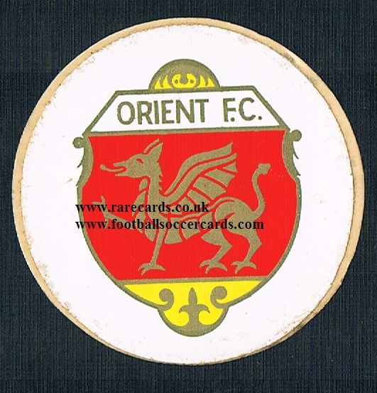 1974 Lucky Bag FasPrint sticker Orient