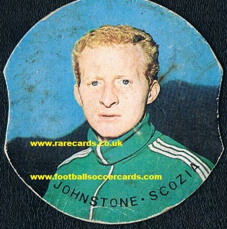 1974 Motta Edis Celtic Scotland Johnstone