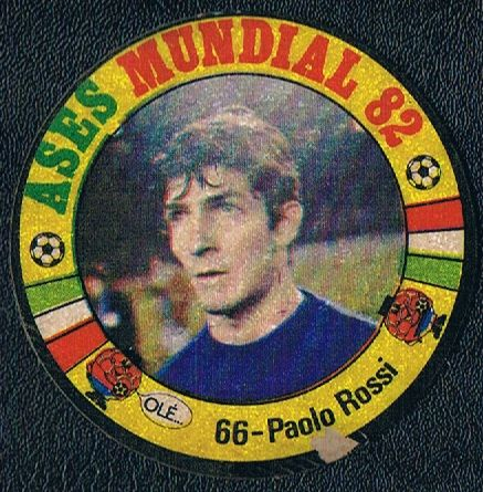 1982 smaller Paolo Rossi 52mm