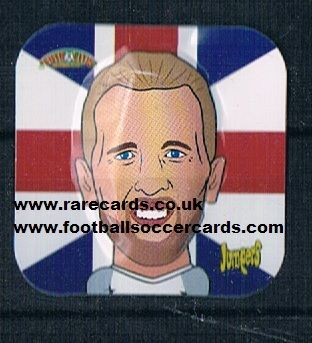 2010s Harry Kane SPANISH 3D card