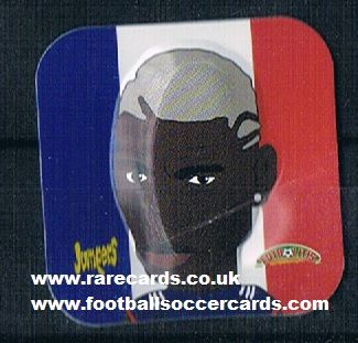 2010s Paul Pogba Spanish 3D card