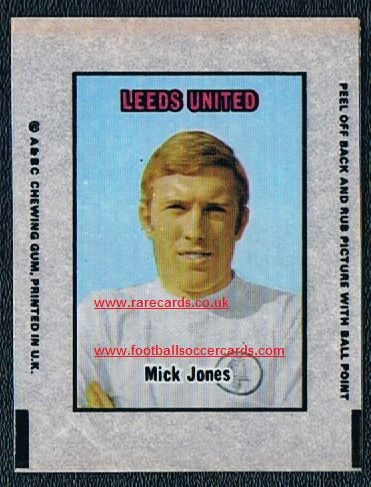 A&BC 1970 transfer Jones Leeds