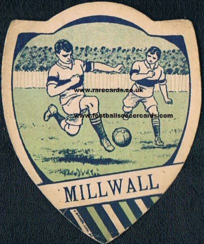 Millwall Baines