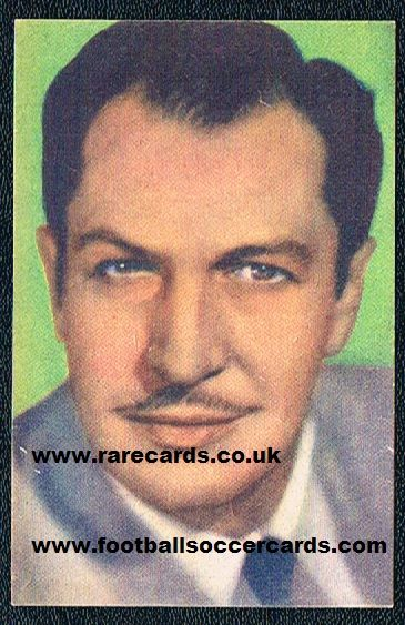 Vincent Price  Italian rarity Lampo 1951